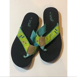 ea77fcbb3fb8f ecsa Shoes - Women s ECSA Flip Flops Size 8